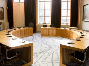 Raadszaal gemeente Zaltbommel